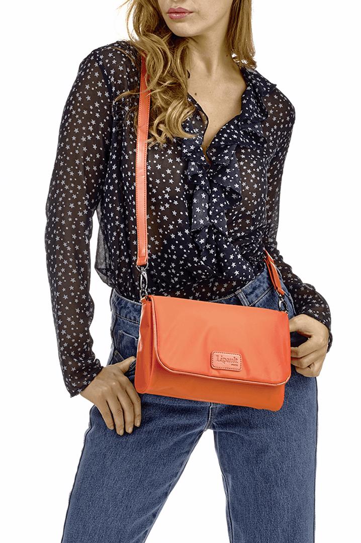Lady Plume Bolso de mano M Bright Orange | 3