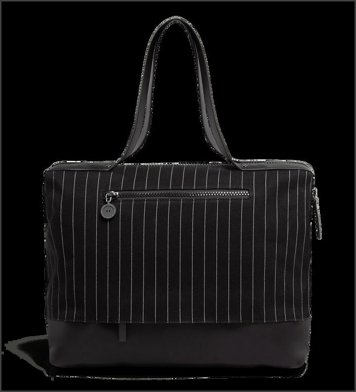 J.P. Gaultier Collab Ampli Bolso shopping Black | 2