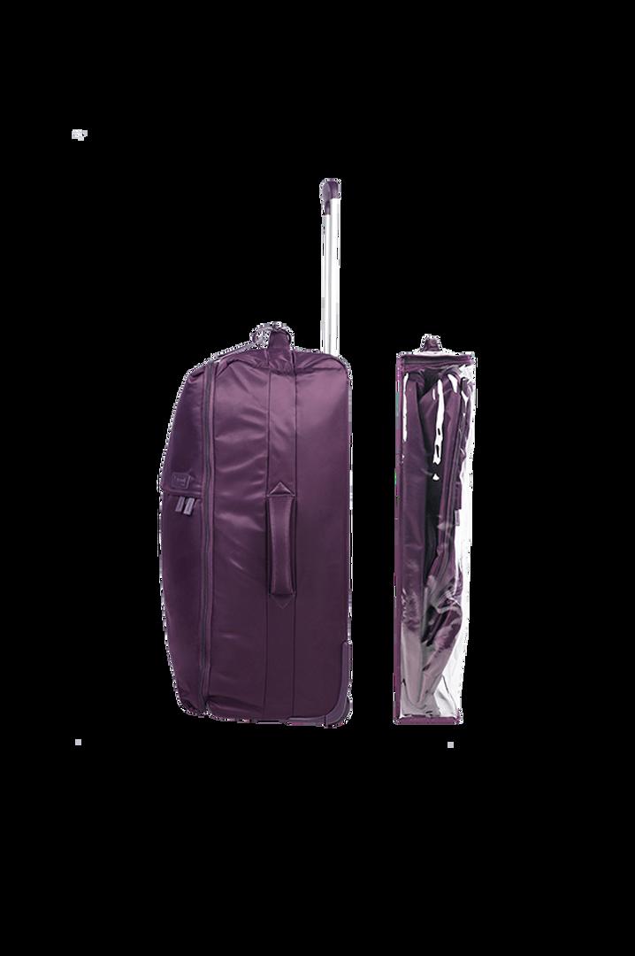 Pliable Maleta Upright (2 ruedas) 75cm Purple | 3