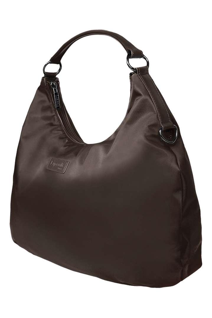 Lady Plume Bolso hobo L Chocolate | 2