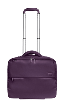 Lipault Plume Business Pilot Case 2 Ruedas 15inch Purple