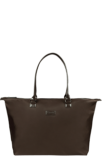 Lipault Lady Plume Bolso Shopping L Chocolate